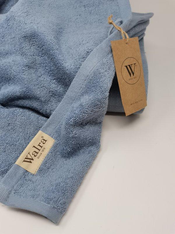 Walra Handtuch Set von 2 Stück in hellblau